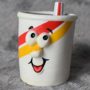 Vintage Soda Pop Cup Toy